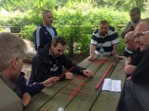 Tangram Training Akzo Stowemarket June 2014