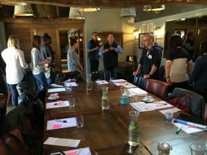 TT Telefonica Inspirational Leadership 'Train Trainer' Event 27th April 2015 - 009